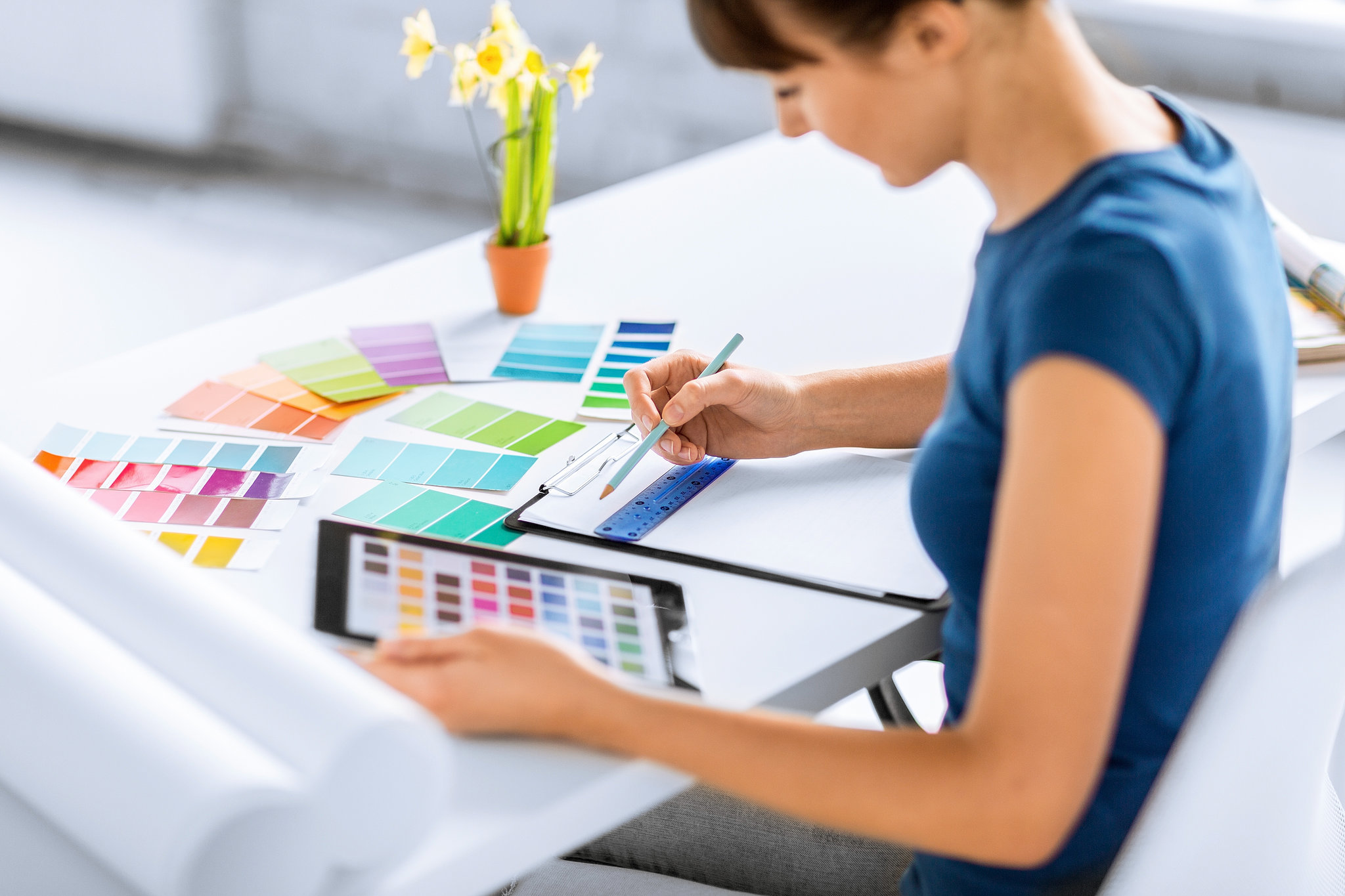 General Aspects of Graphic Designing